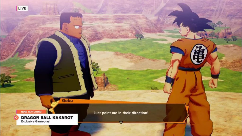 Download Dragon ball z kakarot PC
