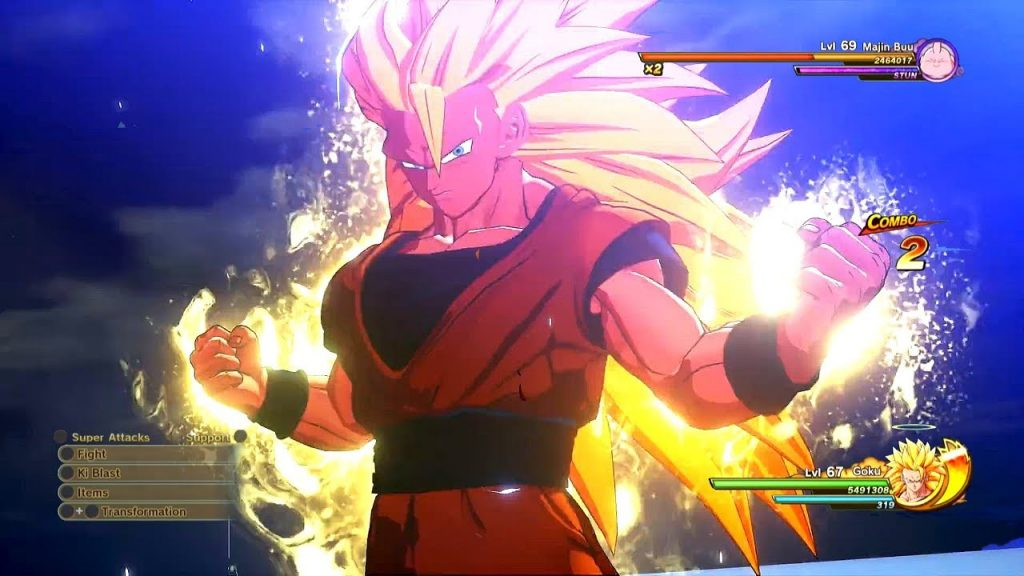 Download Dragon Ball Z kakarot Android